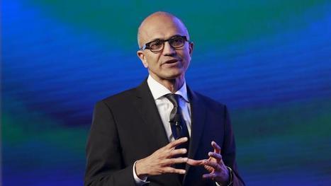 Microsoft va investir 70 millions d'euros dans les start-up françaises | Les mutations numériques | Scoop.it