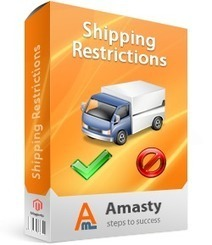 Magento Shipping Restrictions - limit free shipping extension by Amasty   Magento Extensions   Scoop.it