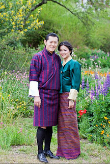 With the Wind of Time...: To my King and My Queen | BhutanKingdom | Scoop.it