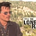 Depp thrown from horse on set - 98FM | horse-celebrities | Scoop.it