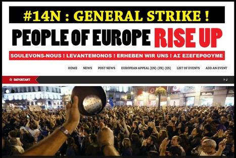 #14N-Be European Strike ! | #Road to Dignity | Scoop.it