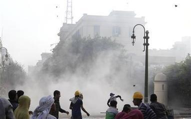 Troops, protesters clash in Cairo for third day | Coveting Freedom | Scoop.it