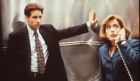 From The Ivy League To 'The X-Files': David Duchovny's Big Break | Writers's Road | Scoop.it