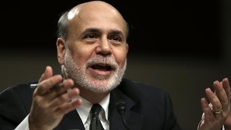 Bernanke da 10 consejos divertidos a los estudiantes de Princeton | stop motion | Scoop.it