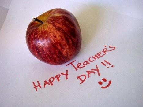 Le futur de l'éducation – Happy Teachers Day | Développement durable | Scoop.it