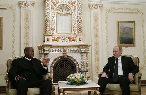 Ugandan President Hails Closer Ties With Russia After U.S. Criticizes Anti-Gay Bill | Daily Crew | Scoop.it