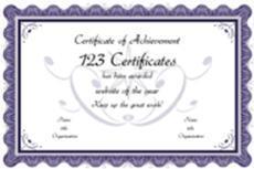 Certificates, Awards, Coupons   School Librarian   Scoop.it