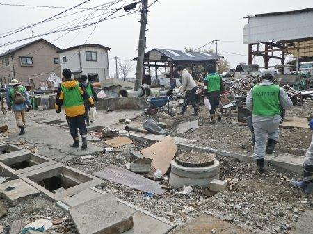 [Sp] 10.000 personnes reçoivent une aide Caritas après le séisme au Japon | Caritas Internationalis | Japon : séisme, tsunami & conséquences | Scoop.it