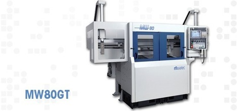 Murata Machinery USA Introduces New MW80GT Compact Twin Spindle Turning Cente | Game & App | Scoop.it