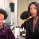 Comment réaliser une coupe afro ? | Afro hair dressing | Scoop.it