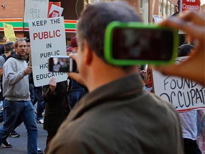 No shooting at protest? Police may block mobile devices via Apple   Digital Protest   Scoop.it