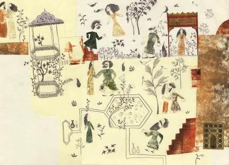 A gallery of Nahid Kazemi's beautiful illustrations | Children's Literature - Literatura para a infância | Scoop.it