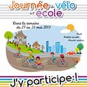 Journée Nationale du vélo à l'école | RoBot cyclotourisme | Scoop.it