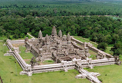 Angkor Wat, Cambodia | Year 8 Geography: Cambodian landscapes | Scoop.it