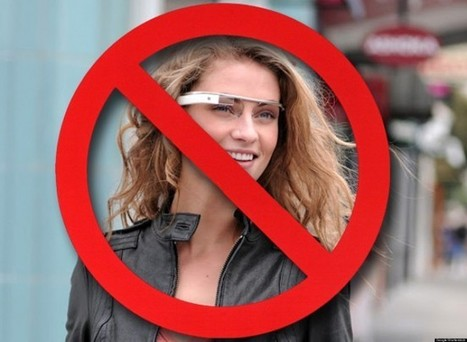 Google Glass Banned in San Francisco Bar - Guardian Liberty Voice   Wearable glass   Scoop.it