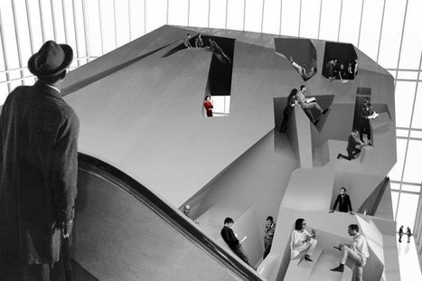 Forget Cubicles: This Office Replaces Desks With A Giant Rock To Climb | Office Trends | Scoop.it
