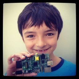 Kids and their Raspberry Pis | Raspberry Pi | Scoop.it