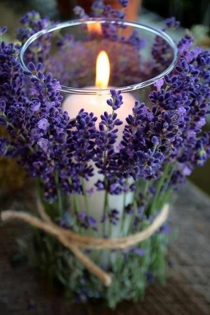 Lavender flowers « Weddingbee Boards | Naturally Beautiful Weddings | Scoop.it