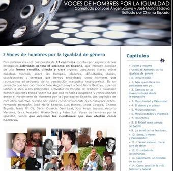 Voces de hombres por la igualdad de género | #hombresporlaigualdad | Scoop.it