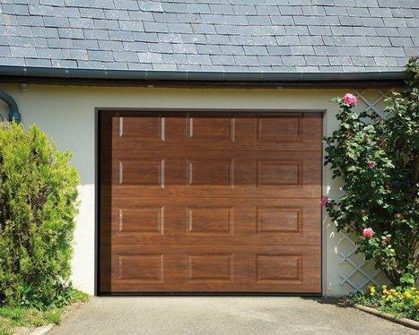 Bien choisir sa porte de garage « ORION MENUISERIES FRANCE | Maisons BBC RT2012 | Scoop.it