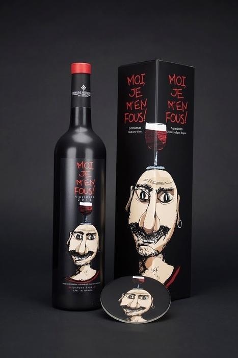 MOI JE M'EN FOUS! Wine Series | Grande Passione | Scoop.it