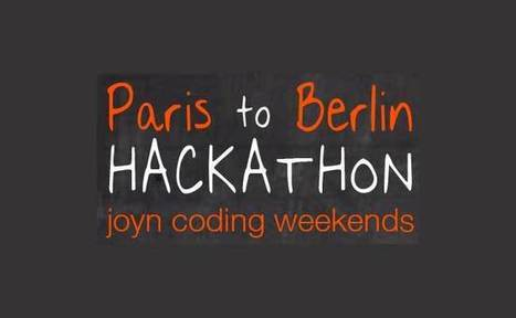 Paris to Berlin Hackathon | Wine, Life & Geek - entre Bordeaux & Toulouse | Scoop.it