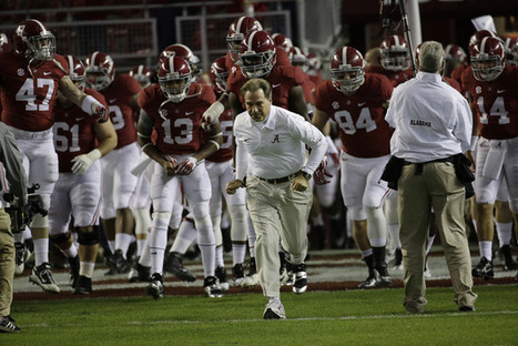Alabama Football Recruiting: Looking Ahead to 2015 Class - Bleacher Report | Athletic Coaching:  Settle, J. | Scoop.it