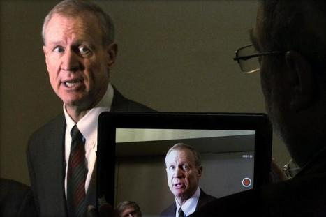Rauner, business look for workers' comp changes - The State Journal-Register | Illinois Legislative Affairs | Scoop.it