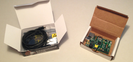 How to Choose the Right Platform: Raspberry Pi or BeagleBone Black   Raspberry Pi   Scoop.it