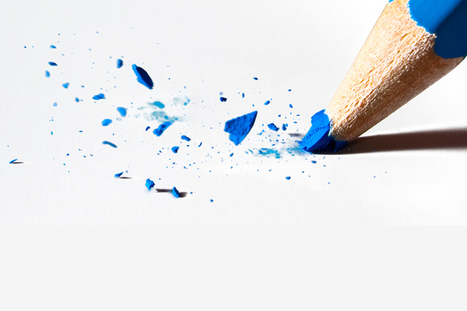 How Not to Be a Writer: 15 Signs You're Doing It Wrong - Helping Writers Become Authors | 6-Traits Resources | Scoop.it