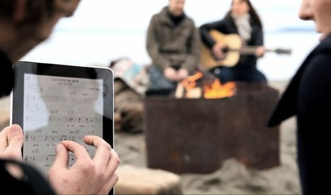 iSheetMusic brings the largest collection of sheet music to iOS devices | Entrepreneurship, Innovation | Scoop.it
