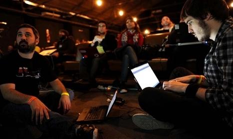 "Télam - HacksHackers: el momento ""revolucionario"" del periodismo | Periodismo a secas | Scoop.it"