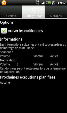 Planifier le mode silencieux sur un smartphone Android, MutePhone | Freewares | Scoop.it
