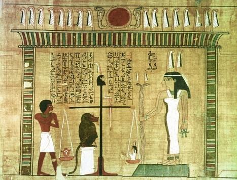 EGYPTE. Le mystère du parchemin de 4000 ans - Sciencesetavenir.fr | Archéologie dernières brèves | Scoop.it