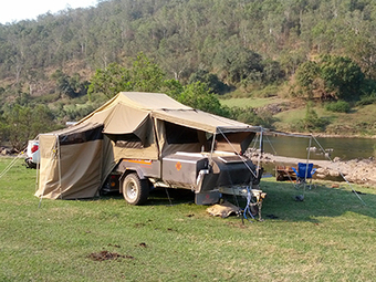 Kimberleykampers - Best Australian Off-Road Camper Trailer | To the Kimberleys and back | Scoop.it