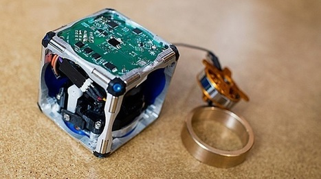 Self-assembling M-Blocks robots are the new Voltron  | Science! | Geek.com | Science and Biotechnology | Scoop.it