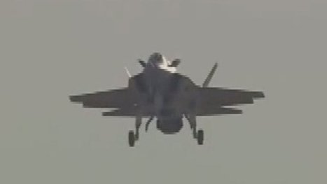 First F-35B Arrives at Marine Corps Air Station | OH&S And Aviation By Elijah Ceeney | Scoop.it