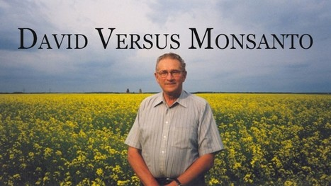 """""""Nobody has a right to put patents on nature and life!"""" -Farmer Who Took on Monsanto 