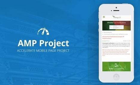 Google révèle la publicité AMP pour les pages AMP. Et ça change tout… | Chiffres et infographies | Scoop.it
