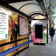 Bus stops that read your face? Plan UK takes a risk | Local Economy in Action | Scoop.it