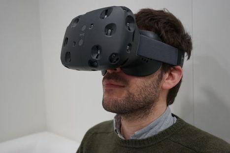 Valve y HTC han fabricado el mejor dispositivo de realidad virtual disponible | #inLearning + HCI | Scoop.it