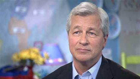 Jamie Dimon Comments on $100M investment in Detroit JPMorgan Chase | Change Leadership Watch | Scoop.it