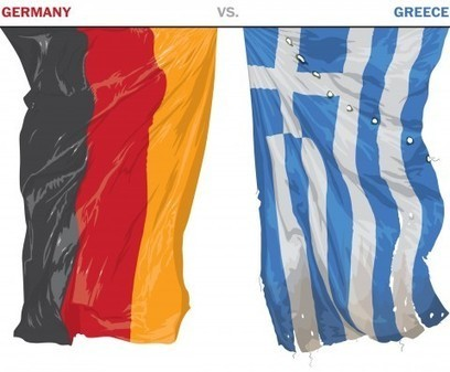 Why Greece and Germany just don't get along, in 15 charts | Southmoore AP Human Geography | Scoop.it