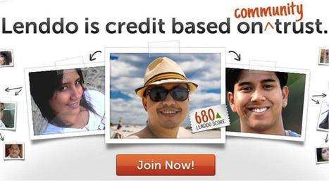 Et si vos amis sur Facebook déterminaient si vous avez le droit à un crédit ? | ereputation | Scoop.it