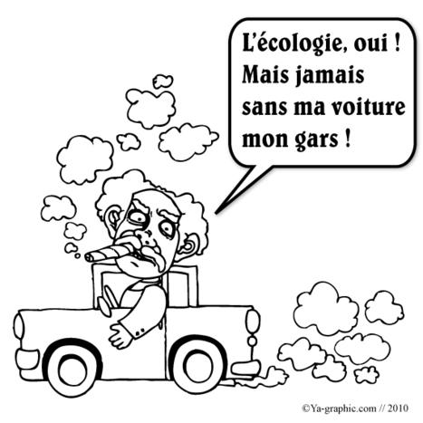 Les Français moins disposés à adopter des comportements verts | Transition Cities - L'impossible n'est que temporaire | Scoop.it