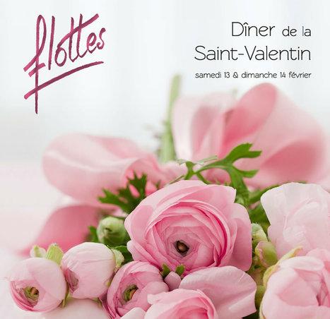 Le Dîner des Amoureux ! | Gastronomie Française 2.0 | Scoop.it