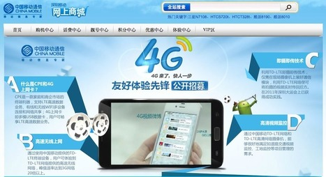 iPhones and iPads appear in a goofy China Mobile 4G teaser | China Mobile | Scoop.it
