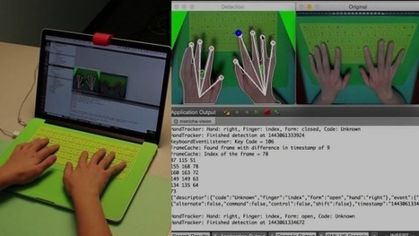 Finger-specific key presses could speed up computer interaction | Tech Trends and Industry | Scoop.it