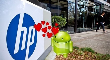Switched On: How HP learned to stop worrying and love Android | HP Slate | Scoop.it