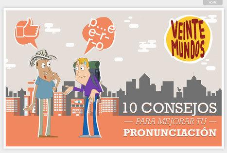 10 consejor para mejorar tu pronunciación | ele | Scoop.it